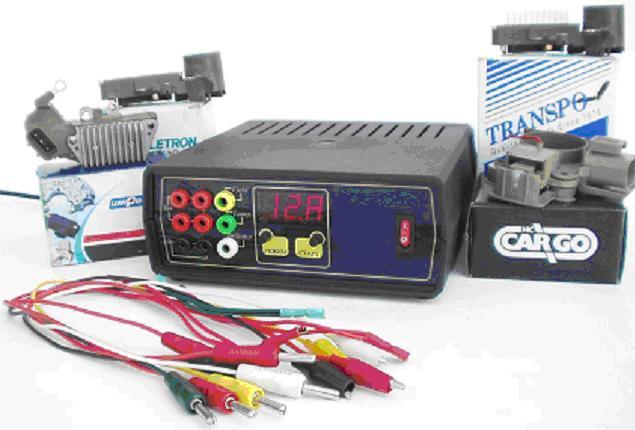 тестер для проверки реле регулятора генератора